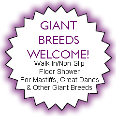 Giant Breeds Welcome